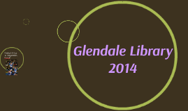 Glendale Library 2014