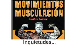 musculacion y maquinas