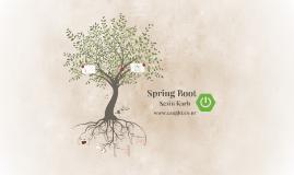 Spring Boot - Ozgur Yazilim Gunleri '15