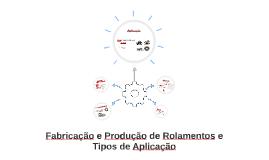 Fabricação e Produção de Rolamentos e Tipos de Aplicação