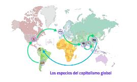 Los espacios del capitalismo global