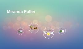 Miranda Fuller