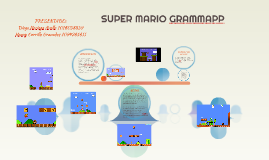 SUPER MARIO GRAMMAPP
