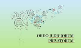 ORDO IUDICIORUM PRIVATORUM