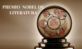 LITERATURA DEL NOBEL ESPAÑOL