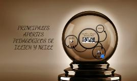 Copy of Principales aportes Pedagógicos de Illich y Neill