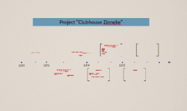 "Project ""Clubhouse Zinneke"""