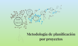 Metodología de planificación por proyectos