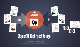 Chapter 10: The Project Manager