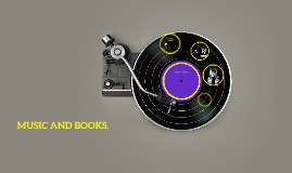 MUSIC AND BOOKS.