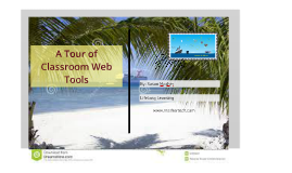 Tour of web tools moshertech