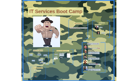 IT Services Boot Camp