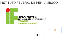 INSTITUTO FEDERAL DE PERNAMBUCO