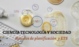 CIENCIA TECNOLOGIA Y SOCIEDAD--METODOS DE PLANIFICACION