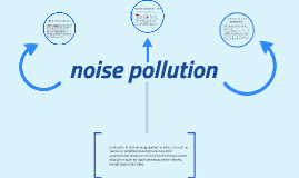 Copy of noise pollution