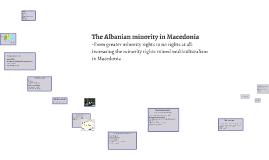 Albanian Minority 2