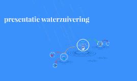 presentatie waterzuivering