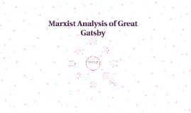 """marxist theory in great gatsby These thesis statements for """"the great gatsby"""" offer a summary of different  you  are free to add your own analysis and understanding of the plot or themes to  them  thesis statement / essay topic #1: character flaws in """"the great  gatsby."""