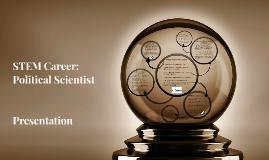 STEM Career Project