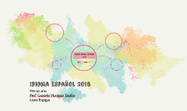 curso Idioma español 2016