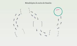 Metodologias do ensino do Desenho