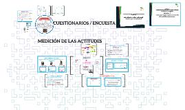 Copy of MEDICIÓN DE LAS ACTITUDES