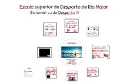 Escola superior de Desporto de Rio Maior