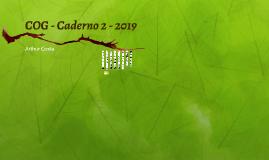 COG - Caderno 2 - 2019