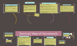 Feminist View of Housework