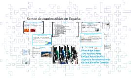 Sector de combustibles en España