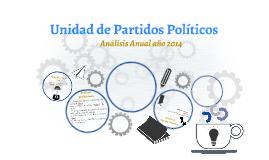 Unidad de Partidos Políticos