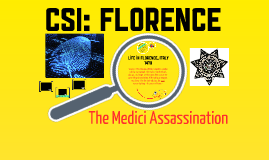 Copy of CSI: Florence