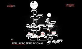 AULA 17/11/16 - AVALIAÇÃO EDUCACIONAL