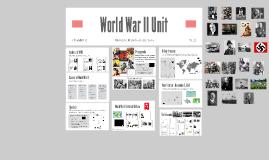 World War II Unit
