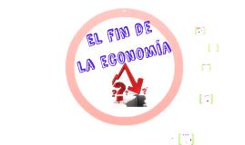 El fin de la economía