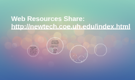Web Resources Share