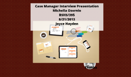 case manager interview