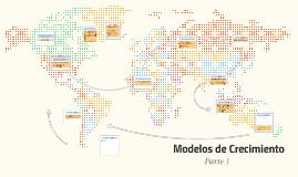 Eco3 - Modelos de Crecimiento 2018