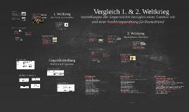 Copy of Vergleich 1. & 2. Weltkrieg
