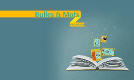 Bulles & Mots