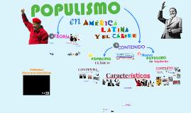 3. Populismo