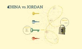 CHINA vs JORDON