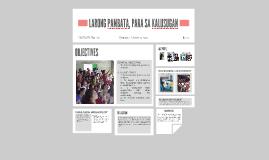Copy of LARONG PAMBATA, PARA SA KALUSUGAN