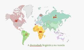 Copy of As linguas do mundo