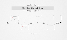 The Oboe Through Time