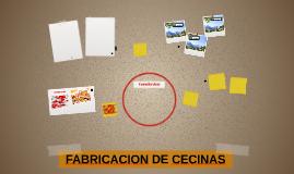 FABRICACION DE CECINAS