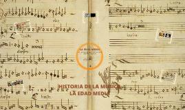 La Música en la  Edad Media