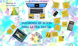 Taxonomia de bloom Digital