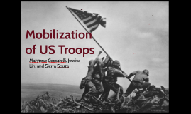 Mobilization of US Troops