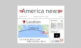 America news